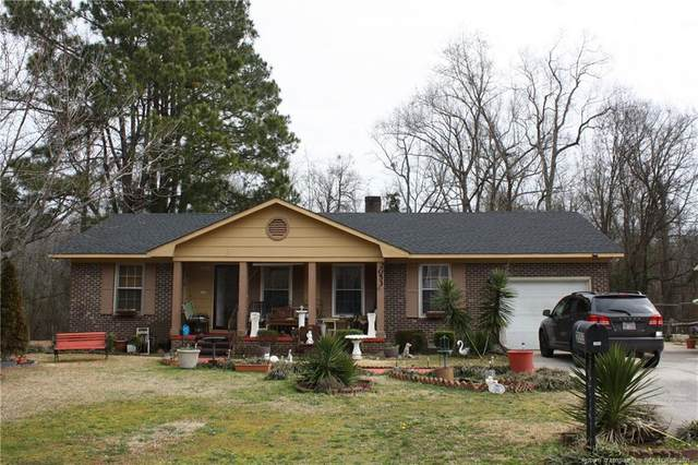 2053 Corrinna Street, Fayetteville, NC 28301 (MLS #650559) :: The Signature Group Realty Team