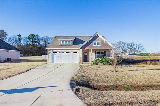 337 Fairfax Drive, Sanford, NC 27332 (MLS #650568) :: Moving Forward Real Estate
