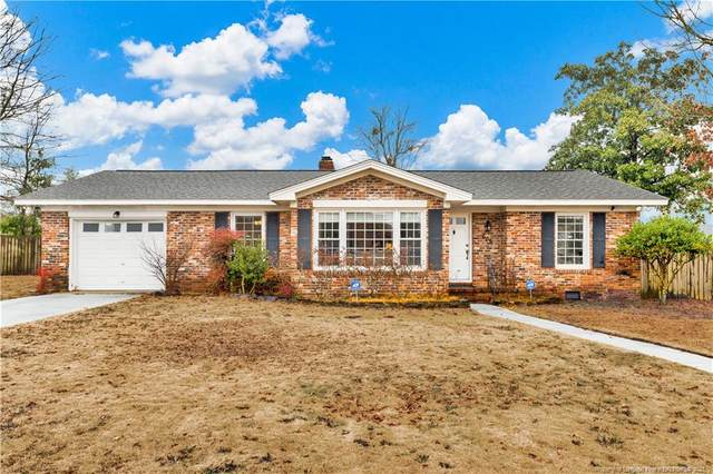 605 Northampton Road, Fayetteville, NC 28303 (MLS #650573) :: Freedom & Family Realty
