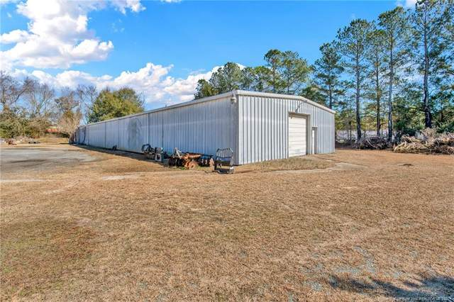 3237 Baywood Road, Eastover, NC 28312 (MLS #650580) :: Moving Forward Real Estate