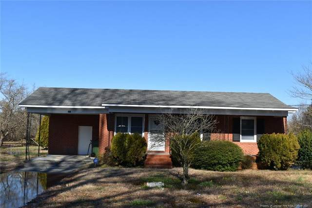 801 E Rockingham Road, Maxton, NC 28364 (MLS #650586) :: Freedom & Family Realty