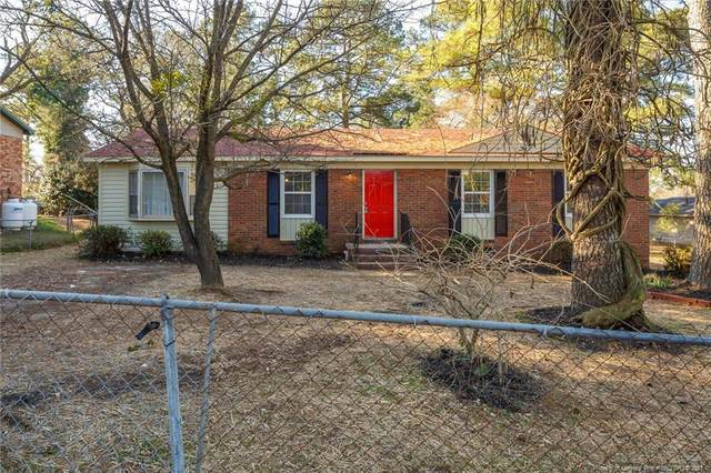 876 Durwood Drive, Fayetteville, NC 28311 (MLS #650587) :: The Signature Group Realty Team