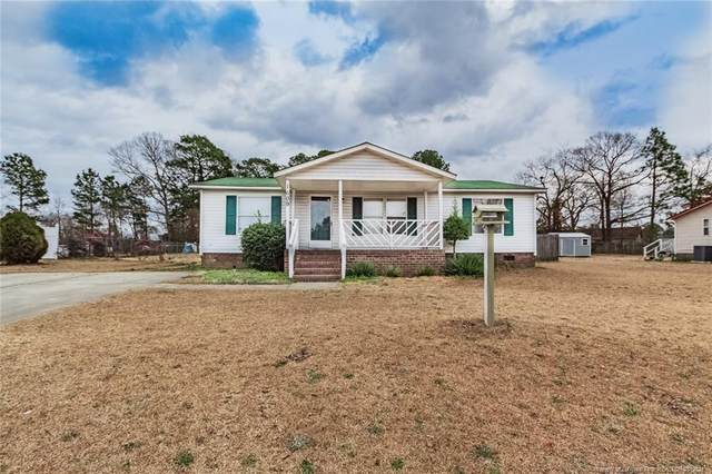 1609 O'bannon Drive, Raeford, NC 28376 (MLS #650597) :: EXIT Realty Preferred
