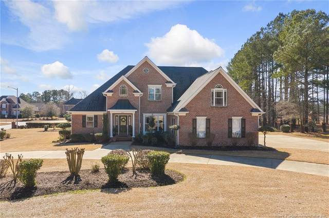 6427 Touchstone Drive, Fayetteville, NC 28311 (MLS #651601) :: The Signature Group Realty Team