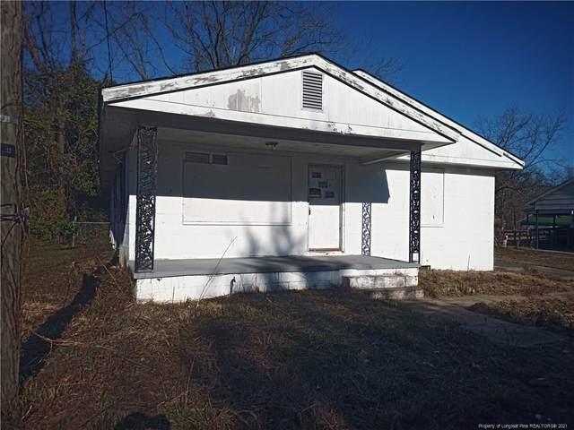 2304 Slater Avenue, Fayetteville, NC 28301 (MLS #651605) :: Freedom & Family Realty