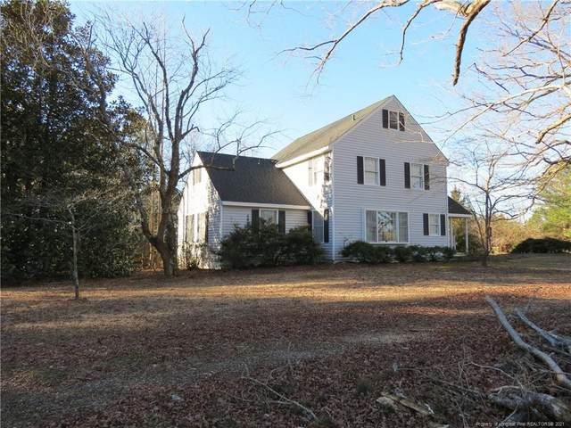 2036 Center Church Road, Sanford, NC 27330 (MLS #651623) :: Freedom & Family Realty