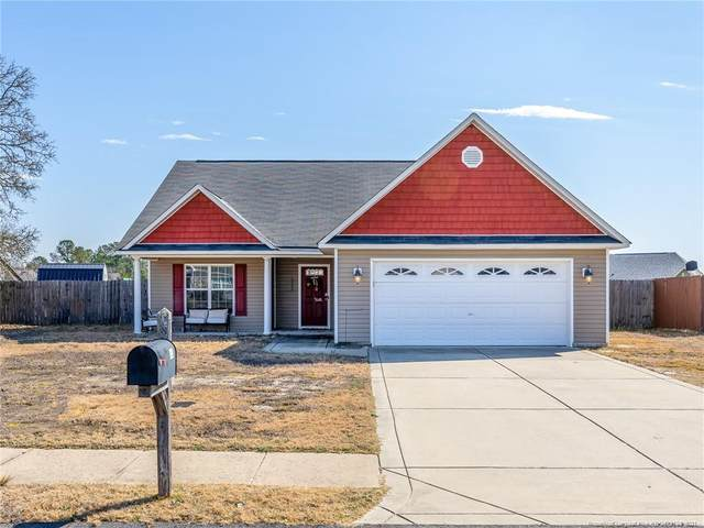 3625 Crosswinds Drive, Hope Mills, NC 28348 (MLS #651627) :: The Signature Group Realty Team