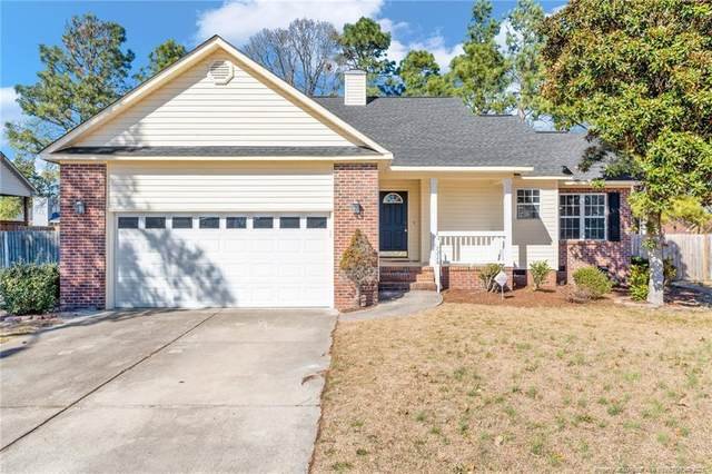 7228 Beaver Run Drive, Fayetteville, NC 28314 (MLS #651628) :: Freedom & Family Realty