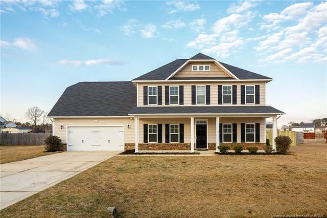 6640 Running Fox Road, Hope Mills, NC 28348 (MLS #651643) :: Freedom & Family Realty