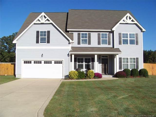 70 Shepard Drive, Linden, NC 28356 (MLS #651644) :: Moving Forward Real Estate