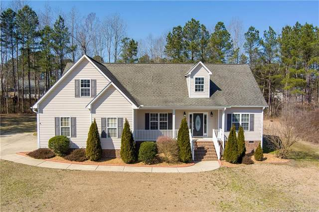 51 Ithica Lane, Bunnlevel, NC 28323 (MLS #651652) :: Moving Forward Real Estate