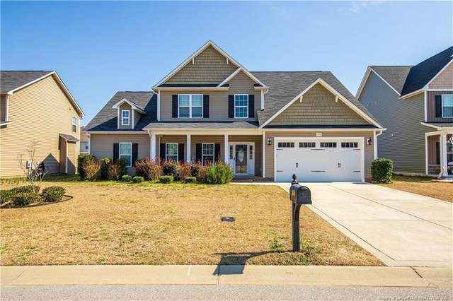 317 Whitestone Drive, Fayetteville, NC 28312 (MLS #651672) :: Freedom & Family Realty