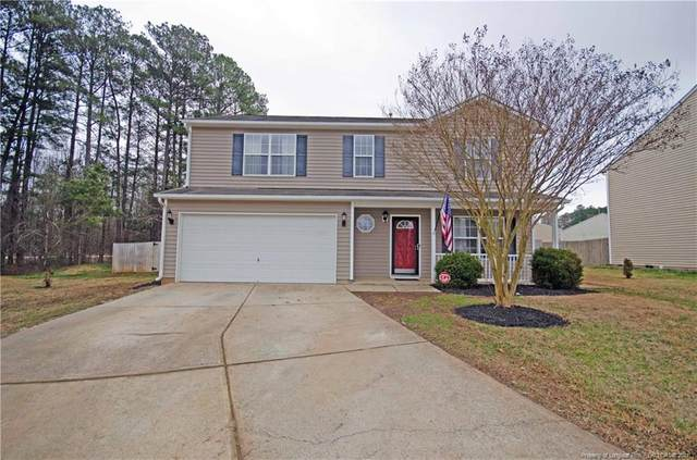 12 Brafferton Court, Sanford, NC 27330 (MLS #651678) :: Freedom & Family Realty