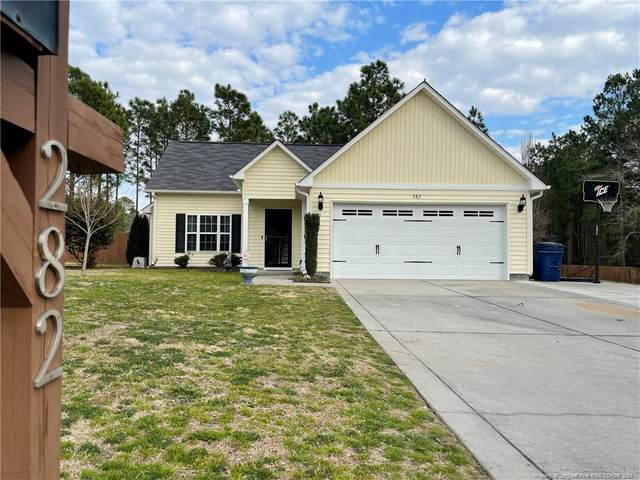 282 Michael Drive, Raeford, NC 28376 (MLS #651685) :: The Signature Group Realty Team