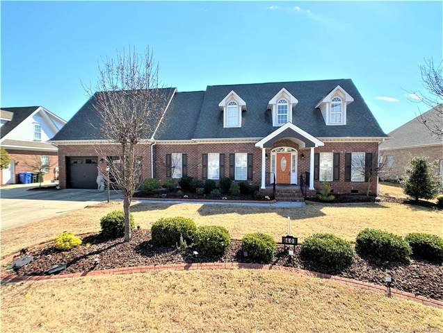 6408 Cattesmore Road, Fayetteville, NC 28311 (MLS #651686) :: Moving Forward Real Estate