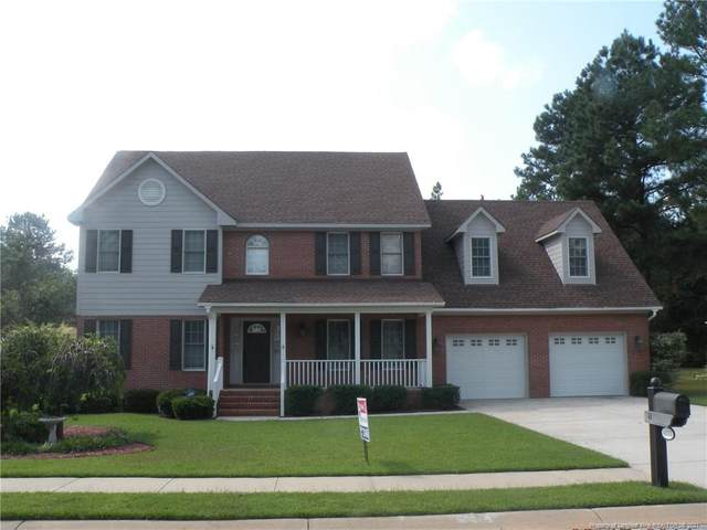 6113 Castlebrooke Lane, Linden, NC 28356 (MLS #651697) :: The Signature Group Realty Team