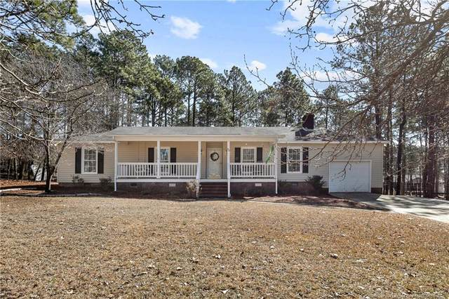 93 Lakeside Lane, Sanford, NC 27332 (MLS #651724) :: Freedom & Family Realty