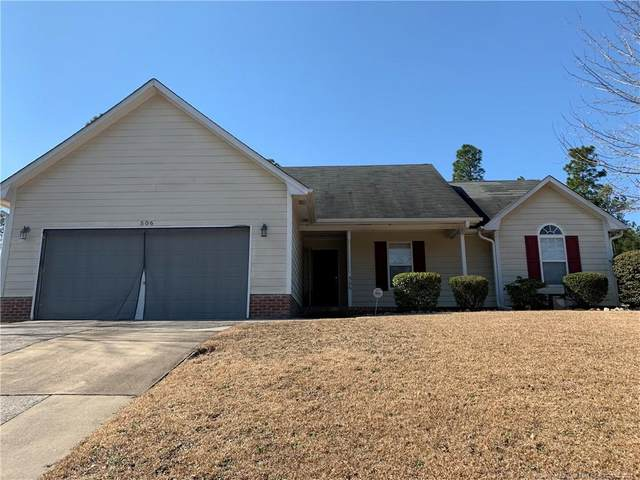 506 Northwoods Drive, Raeford, NC 28376 (MLS #651725) :: Moving Forward Real Estate