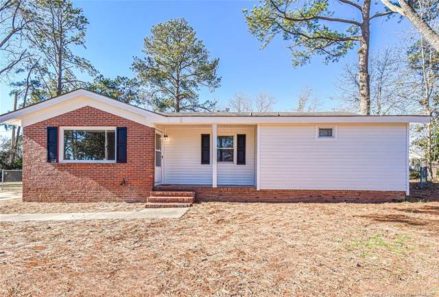 651 Montclair Road, Fayetteville, NC 28314 (MLS #651727) :: The Signature Group Realty Team