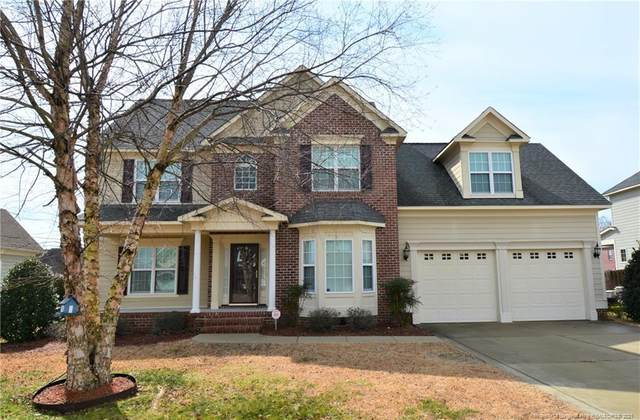 3012 Eagle Crest Lane, Fayetteville, NC 28306 (MLS #651728) :: Moving Forward Real Estate