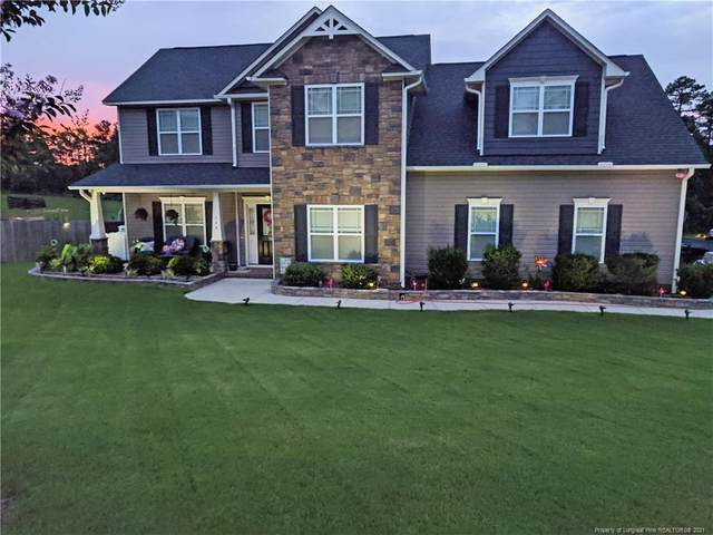 144 Spring Flowers Drive, Cameron, NC 28326 (MLS #651733) :: EXIT Realty Preferred