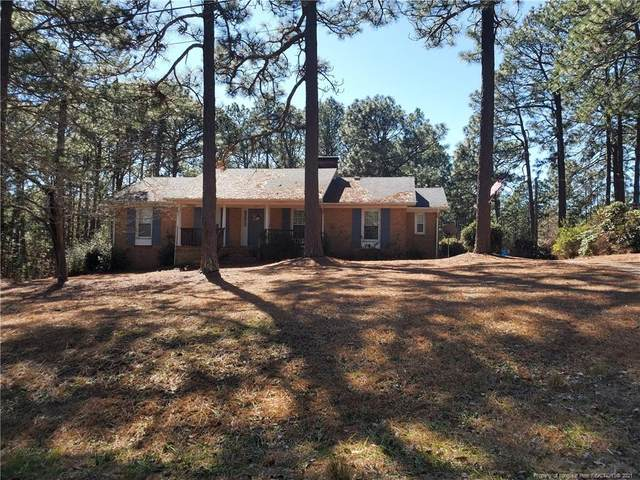 106 S Glenwood Trail, Southern Pines, NC 28387 (MLS #651746) :: Moving Forward Real Estate