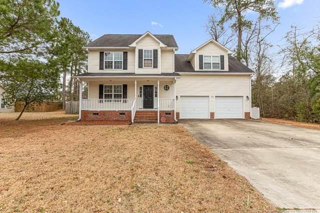 4413 Jockey Whip Lane, Parkton, NC 28371 (MLS #651748) :: Moving Forward Real Estate