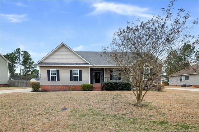 4526 Storm Cat Lane, Hope Mills, NC 28348 (MLS #651750) :: Freedom & Family Realty