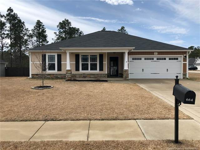 664 Wood Point Drive, Bunnlevel, NC 28323 (MLS #651751) :: Freedom & Family Realty