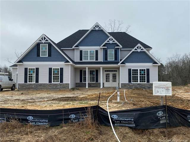 6144 Shannon Woods Way, Hope Mills, NC 28348 (MLS #651771) :: The Signature Group Realty Team