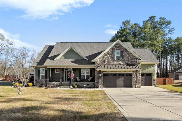 5700 Ione Court, Hope Mills, NC 28348 (MLS #651833) :: EXIT Realty Preferred