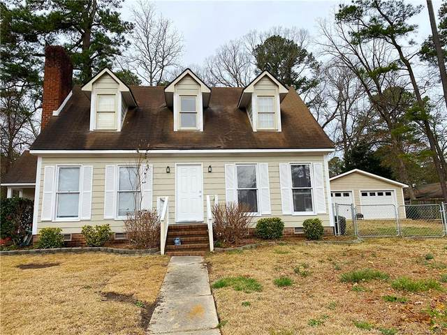 5800 Lagu Place, Fayetteville, NC 28314 (MLS #651843) :: The Signature Group Realty Team