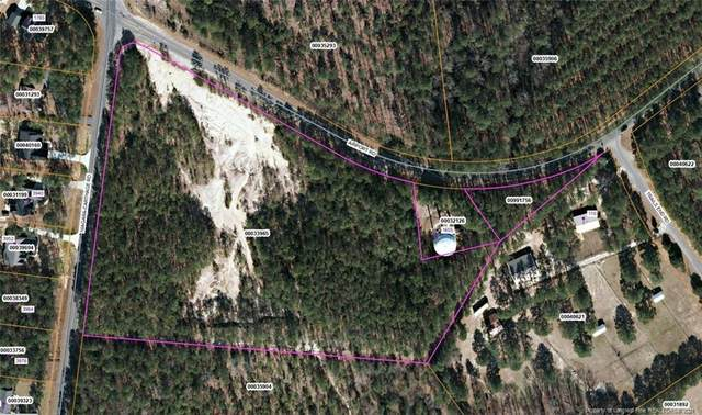 TBD Niagara-Carthage Road, Carthage, NC 28327 (MLS #651848) :: Moving Forward Real Estate