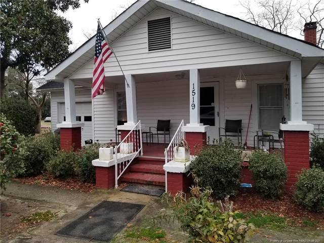 1519 Powell Street, Fayetteville, NC 28306 (MLS #651850) :: EXIT Realty Preferred