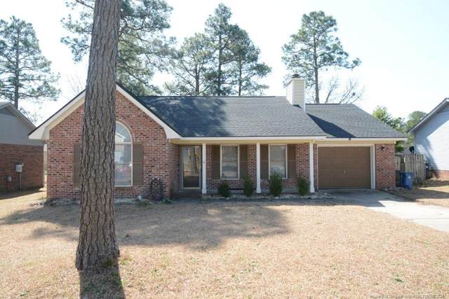 7141 Dayspring Drive, Fayetteville, NC 28314 (MLS #651855) :: Freedom & Family Realty