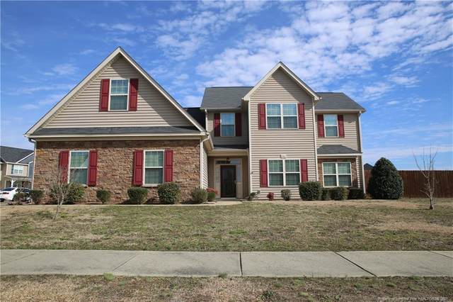 542 Wedgefield Drive, Raeford, NC 28376 (MLS #651857) :: EXIT Realty Preferred