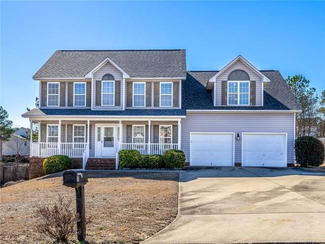 35 Forest Mountain Court, Sanford, NC 27332 (MLS #651865) :: The Signature Group Realty Team