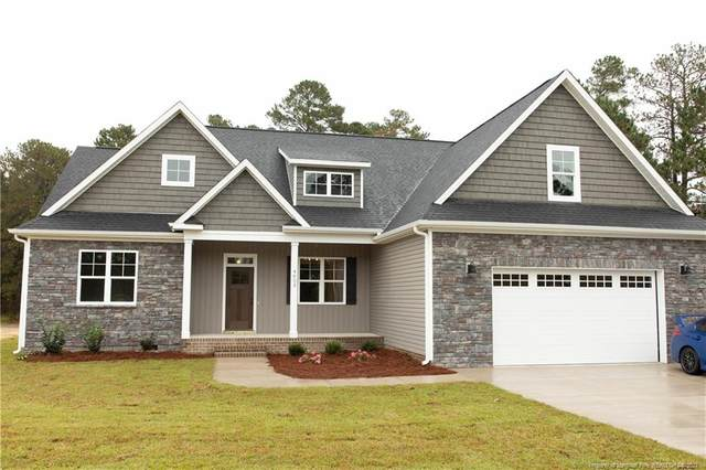 4943 Barbecue Church Road, Sanford, NC 27332 (MLS #651867) :: The Signature Group Realty Team
