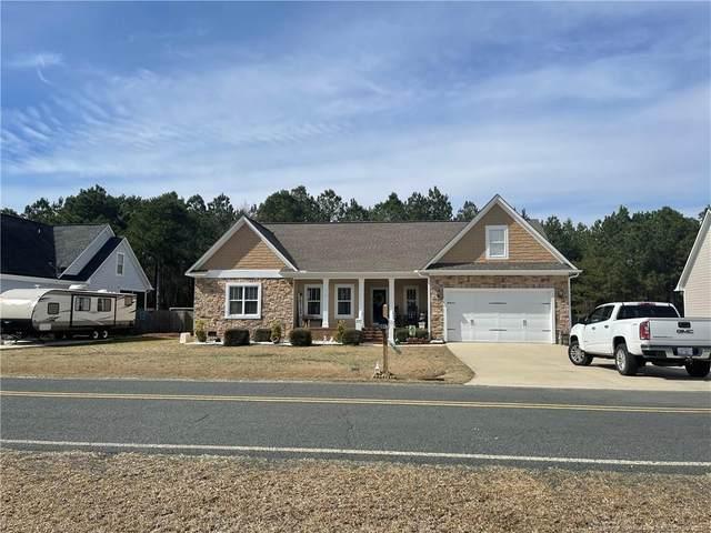 2667 H Bullard Road, Hope Mills, NC 28348 (MLS #651883) :: On Point Realty