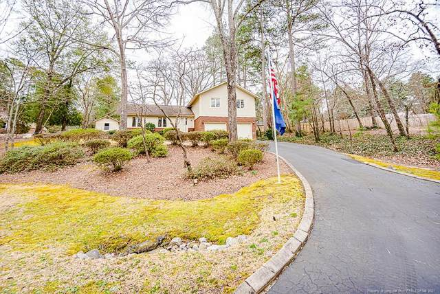 802 Alexander Drive, Aberdeen, NC 28315 (MLS #651903) :: The Signature Group Realty Team