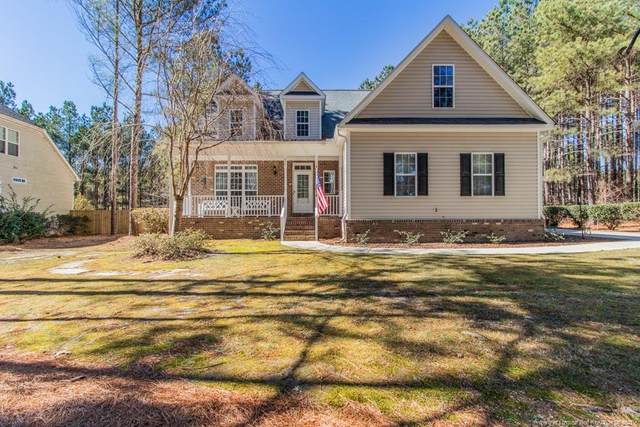 230 Magnolia Hill Drive, Carthage, NC 28327 (MLS #651906) :: The Signature Group Realty Team