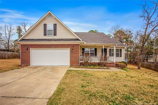 533 Smokey Mountain Drive, Raeford, NC 28376 (MLS #651922) :: EXIT Realty Preferred