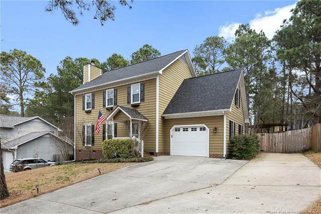 5578 Lockridge Road, Fayetteville, NC 28311 (MLS #651923) :: The Signature Group Realty Team