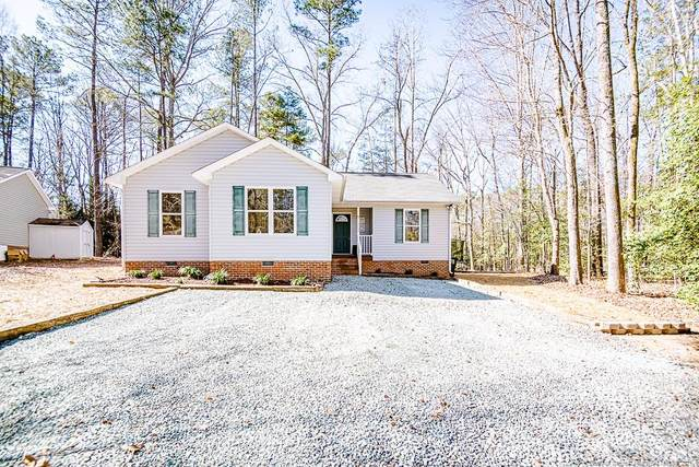 807 Hill Top Circle, Sanford, NC 27332 (MLS #651939) :: Freedom & Family Realty
