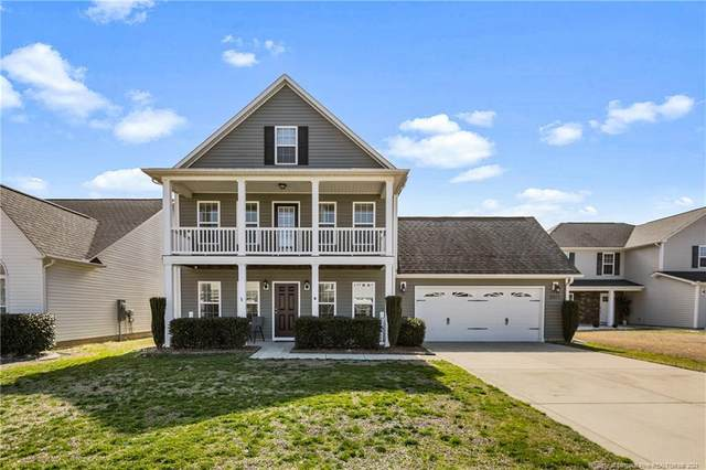 2907 Seawater Court, Fayetteville, NC 28306 (MLS #651953) :: EXIT Realty Preferred
