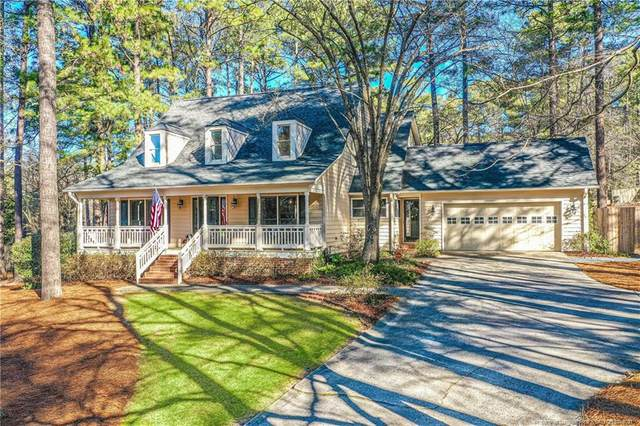 215 W Hedgelawn Way, Southern Pines, NC 28387 (MLS #651961) :: EXIT Realty Preferred