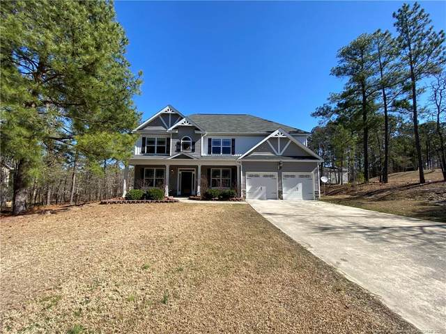 1049 Coachman Way, Sanford, NC 27332 (MLS #651968) :: The Signature Group Realty Team