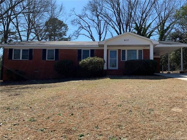 6117 Dandy Loop Road, Fayetteville, NC 28314 (MLS #651973) :: EXIT Realty Preferred