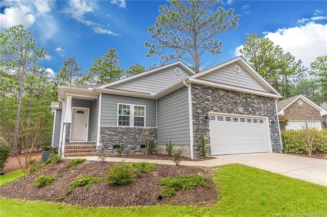 124 Triple Crown Circle, Southern Pines, NC 28387 (MLS #651977) :: EXIT Realty Preferred