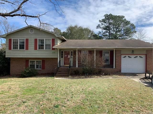 5537 Lawnwood Drive, Fayetteville, NC 28304 (MLS #651982) :: EXIT Realty Preferred